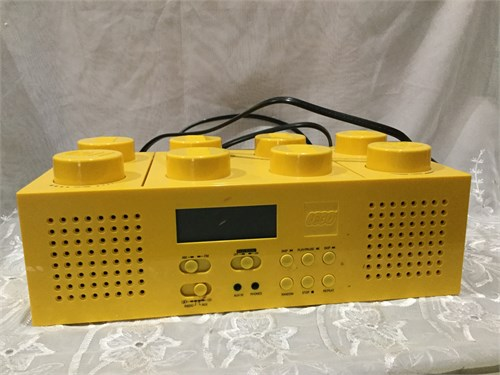 Lego Radio CD Player