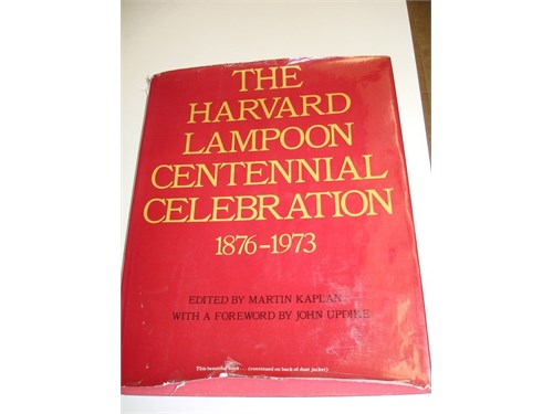 Harvard Lampoon Centenial