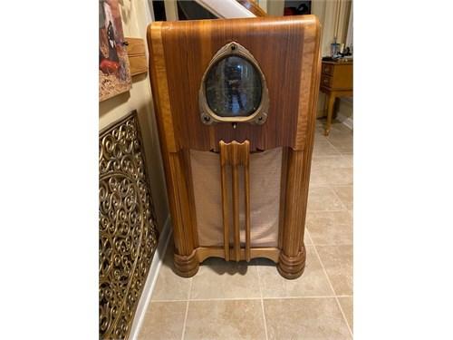 Zenith M#6S254 radio 1938