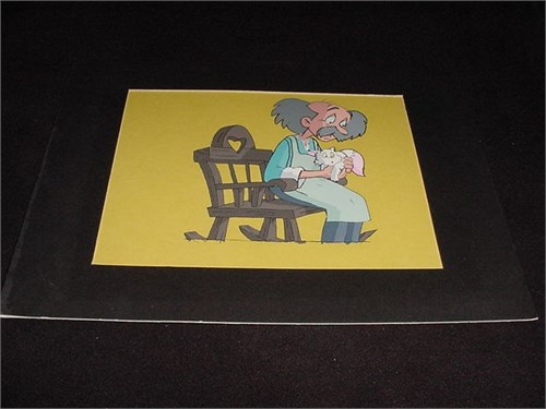 PINOCCHIO CHAR CEL matted