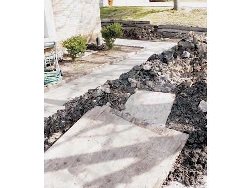Home foundation repair