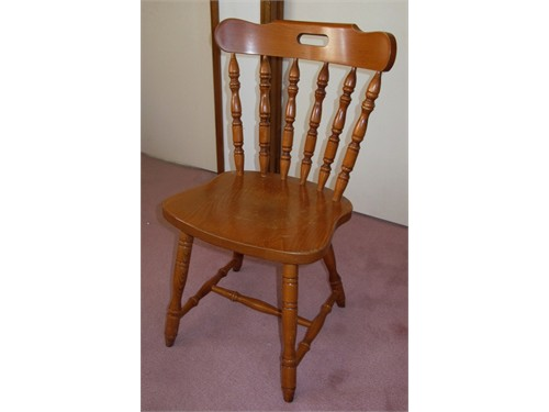 Antiques CherryWood chair