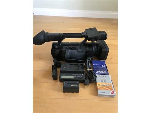 Sony Z-1U HD Camera OBO