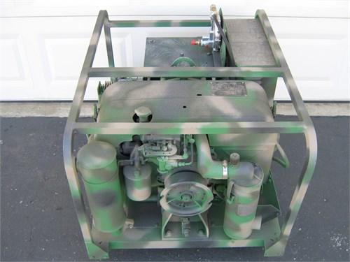 Generator Military Propan