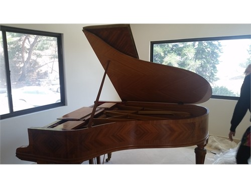 1911 Gaveau Grand Piano
