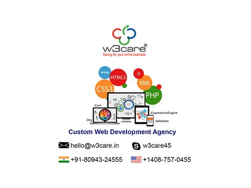 W3care App Developer