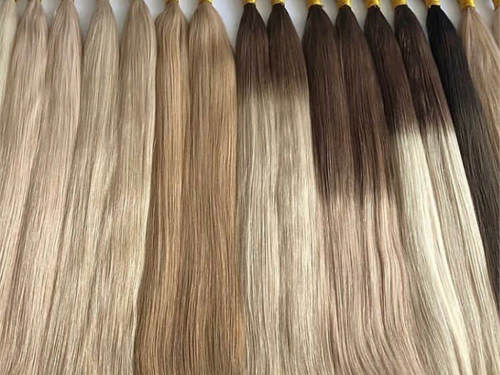 Human hairs for sale