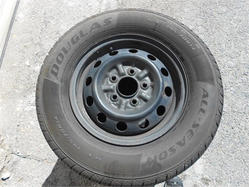 4 Used Tacoma Tires