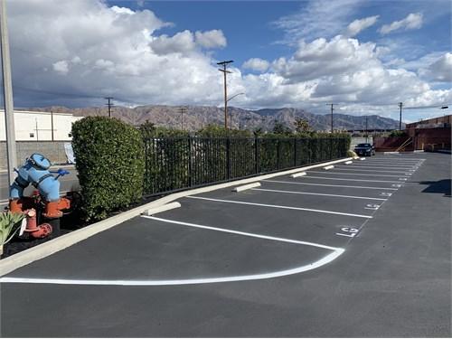 PLS Parking Lot Striping