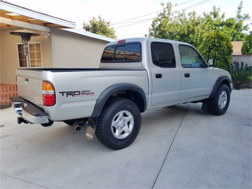 Offersss!2OO3 Toyota Taco
