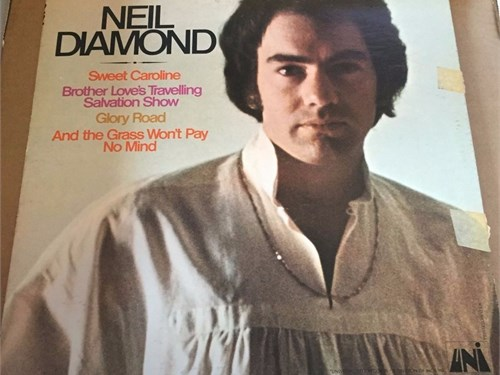 Neil Diamond, Record
