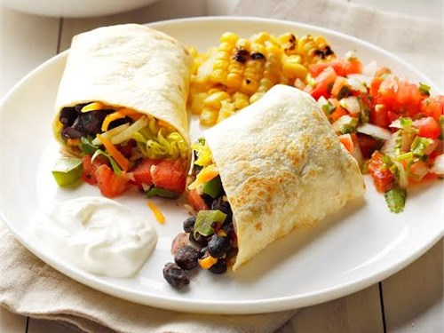 Bean burritos for sell