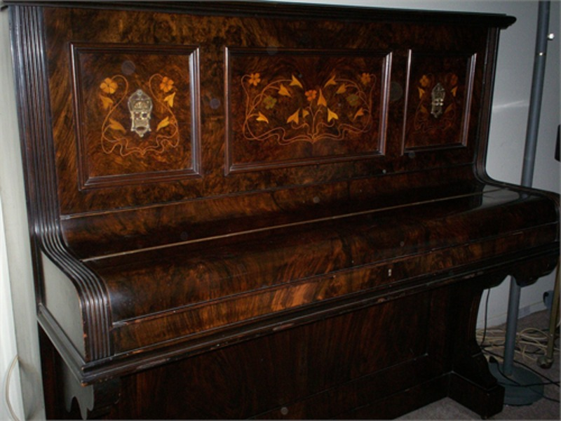 Antique Up-right Piano