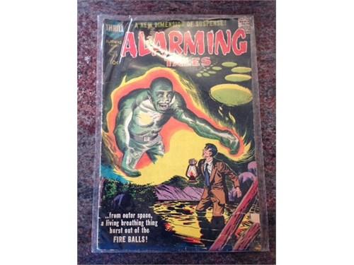 """""""Alarming Tales"""" No. 2"""