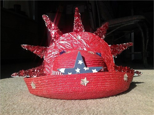 Custom Made Red Hat USA