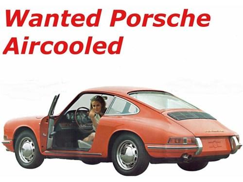 Classic Porsche WANTED