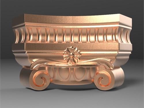 3D models for CNC
