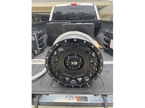 18'KD Wheels