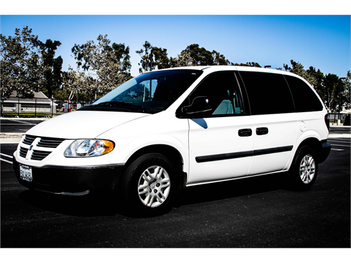 dodge caravan 2007 sale cars and vehicles irvine ca. Black Bedroom Furniture Sets. Home Design Ideas