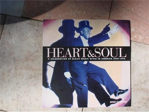 HEART&SOUL~12 Mo.Calender