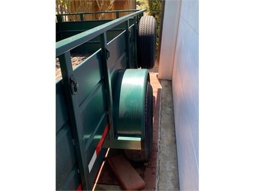 Utility Trailer 15X5 foot