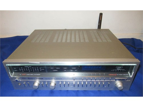 AM/FM Digital Receiver