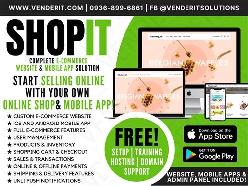 eCommerce Shop Mobile App