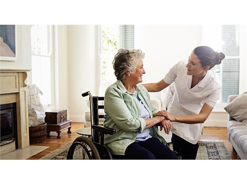 In-Home Caregiving