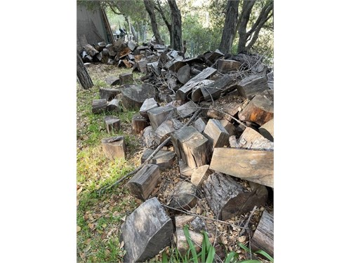 FREE Seasoned Firewood