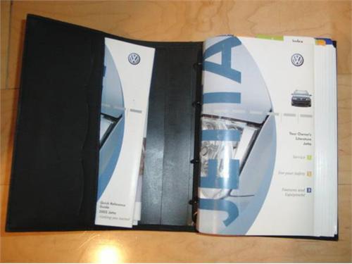 2002 jetta manuals