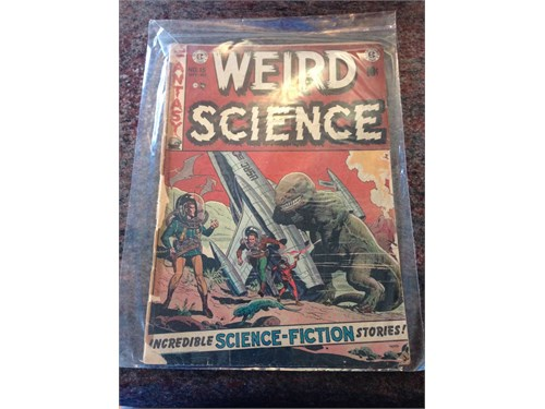 EC Weird Science #15