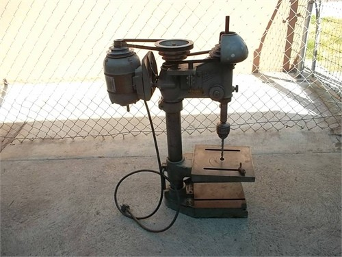 Buffalo Forge Drill Press