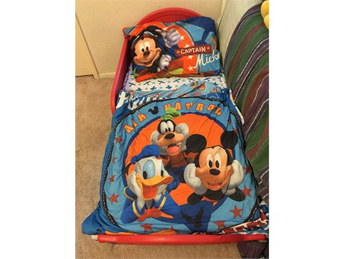 Mickey Mouse Bed Mattress