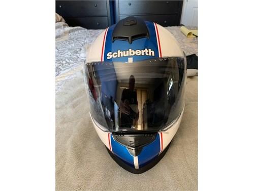 Schuberth XXL S2 Helmet