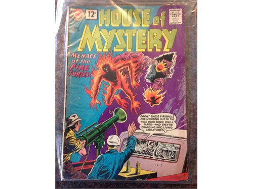 DC House of Mystery #117