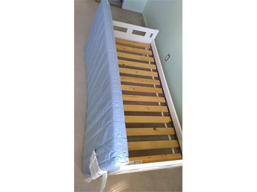 IKEA Kid's Bed + Mattress