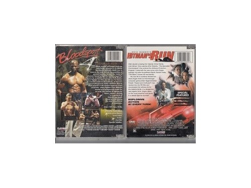 2 FAST ACTION DVD MOVIES!