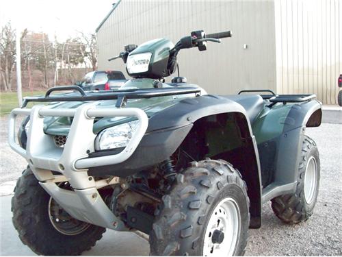 2009 Honda Foreman TRX500