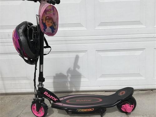 Razor Powered Scooter