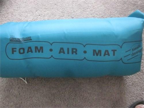 GROUNDGUARD air mattress