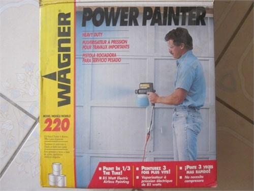 New Wagner Power Painter