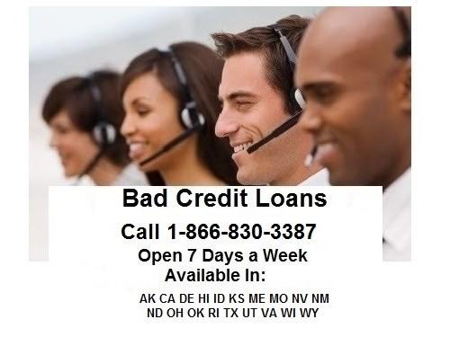 Las Vegas Bad Credit Loan