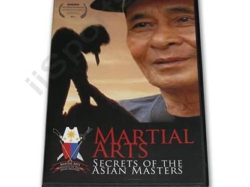 Secrets Asian Masters DVD