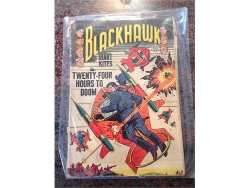 "DC ""Blackhawk"" #82, 1954"