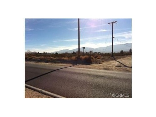 2.08 Acres Corner /Paved