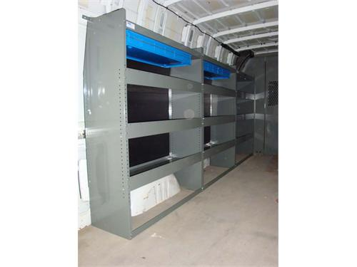 Sprinter Van Shelving