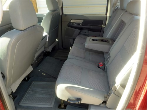 07 Dod 2500 Mega Cab 6.7L