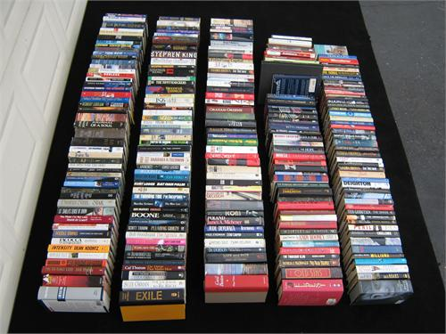 570 Book Collection
