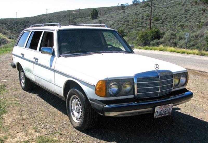 1983 mercedes benz 300td cars and vehicles malibu ca for 1983 mercedes benz 300td