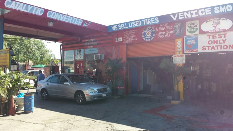 Selling Business and Equipment Same Location 26 years complete Smog test station with all equipmen